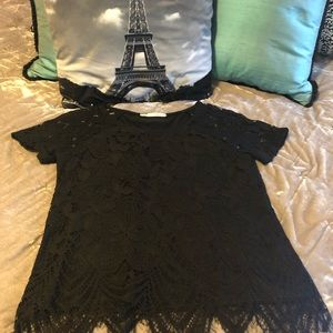 SALE 🎁3 For $20🎁 NWOT Maurice's Lace Top